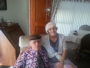 Anna and Peet Scholtz Alive in christ